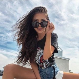 NWOT- DIFF Eyewear Bella Sunglasses